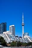 Fototapete Ontario - Blau - Stadt allgemein