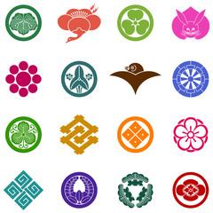 """家紋 """"Japanese Family crest"""""""