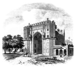 1001 Nights - Architecture - Arabian Palace