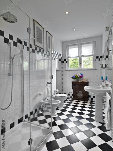 Bagno Moderno Bianco E Nero.Bagno Moderno In Bianco E Nero Buy Photos Ap Images Detailview