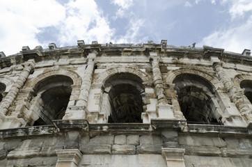 arènes antiques de Nimes, France