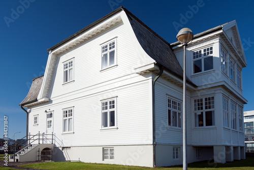 Island - Höfði Haus in Reykjavik