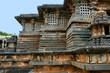 Hoysaleshwara-Temple in Halebid, Indien