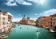 obraz - Grand Canal and Ba...