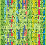Seamless background with colorful stripes. drawing openwork poster