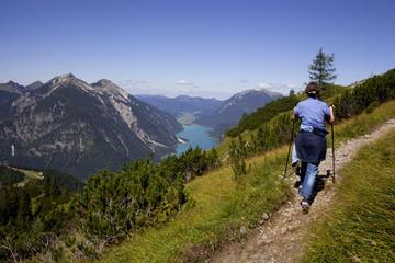Wandern am Achensee Österreich