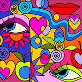 fantasia di colori