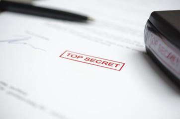 Top Secret Dokument
