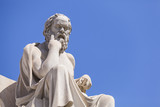 statue of Socrates, Academy of Athens,Greece - 44739015