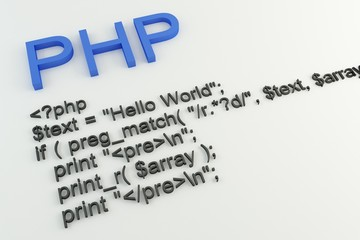 Php code concept