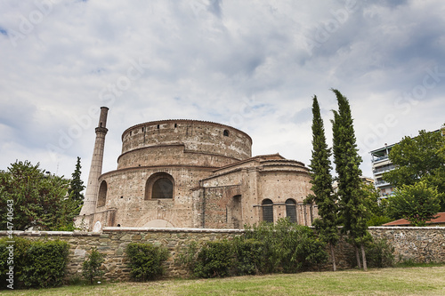 The Rotunda , Church of Agios Georgios, Thessaloniki,Greece