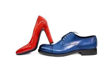 Male&female shoes-1