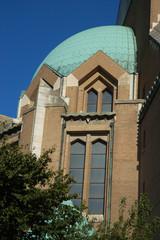 Extérieurs de la Basilique de Koekelberg