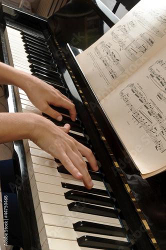 Mani del pianista