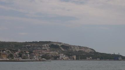 Balchik coastline