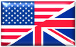 usa uk fahne flag