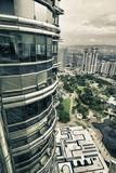 Architecture Detail of Kuala Lumpur, Malaysia