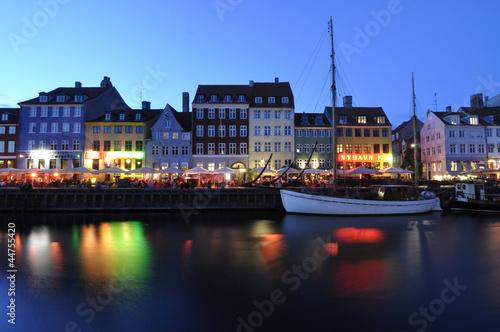 Twilight@Nyhavn