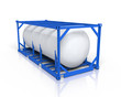 Iso Container Tank - 44756253