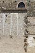 old house facade detail