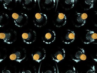 botiglie di vino