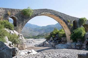 Mes Bridge, Shkoder