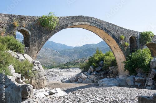 Mes Bridge, Shkoder © ollirg