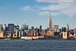 L'Empire State Building et Midtown Manhattan