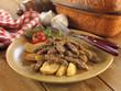 Brassov roast