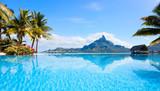 Fototapety Bora Bora landscape
