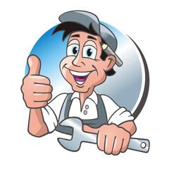 Mechanician Thumb up