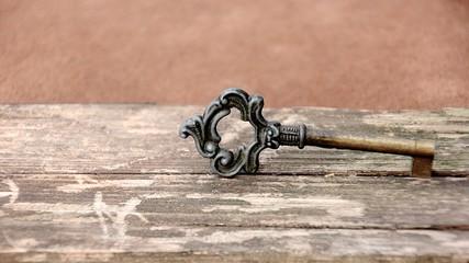 Holz Schlüssel