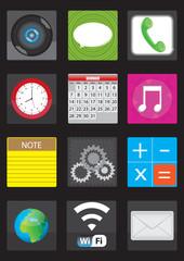 icone cellulare