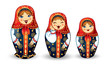 Russian Dolls Matrioshka