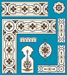 Agra Design Elements Set One