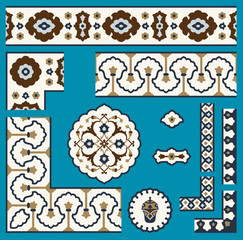 Agra Design Elements Set Two