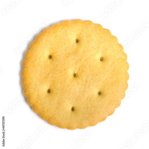 Cracker cookie