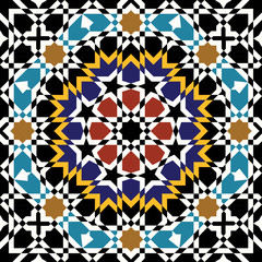 Tan Seamless Pattern