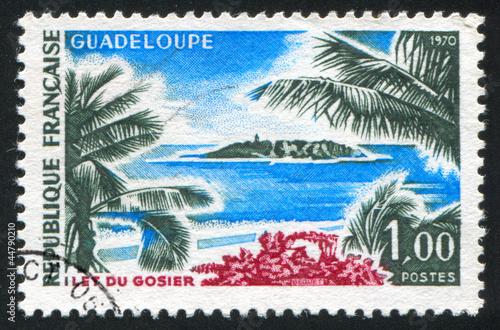 Papiers peints Phare Guadeloupe