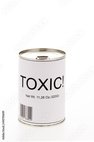 Alimentos tóxicos