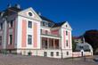 Karlskrona, Villa down town
