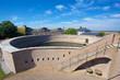 Karlskrona, Kungshulmen fort, circular harbor