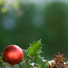 Weihnachtszeit, Hintergrundbild