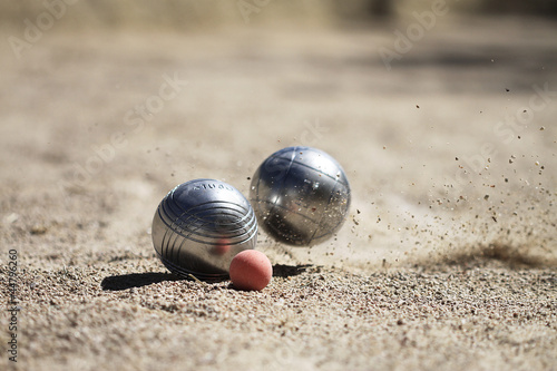 cochonnet de boules