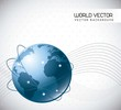 world vector