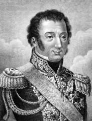 Louis-Auguste-Victor, Count de Ghaisnes de Bourmont