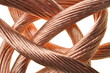 Red copper wire industry