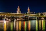 Fototapete Brücke - Ddr - Brücke