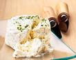 block of cheese spread craftsman