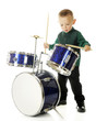 Busy Drumming
